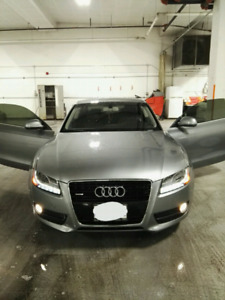 2009 Audi A5 3.2L Quattro ($11,500)