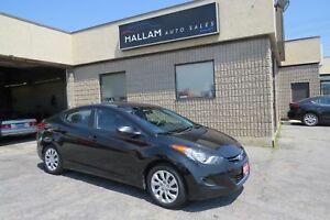 2013 Hyundai Elantra GLS Bluetooth, Cruise Control, Heated Seats