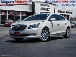 2014 Buick LaCrosse Leather  LACROSSE LEATHER PACKAGE - ** ONE O