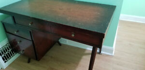 Antique Desk Looking for a Refinisher