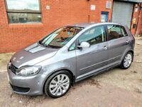 VW GOLF PLUS 1.4 TSI 2010 - FSH - 6SP - ONE OWNER FROM NEW - QUICK SALE
