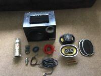 Vibe car audio equipment