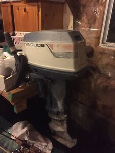 1970's 25hp Evinrude long shaft