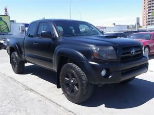 2007 Toyota Tacoma V6 TRD SPORT|MANUAL|MATTE BLACK|MUST SEE