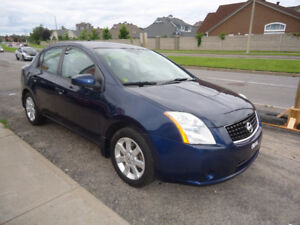 2009 Nissan Sentra Sedan Comes With Sefety & E Test