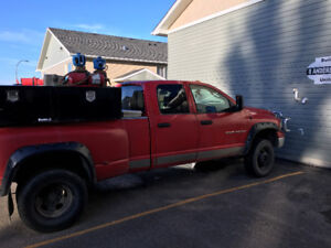 2003 Dodge Ram 3500 Dually welding rig Pickup Truck