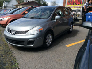2008 Nissan Versa Xxxtra clean automatique Bicorps