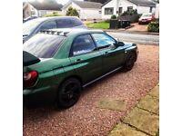 Subaru Impreza gx immaculate condition trades welcome