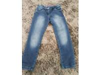 Girls next jeans never been worn no tags age 8