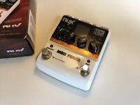 Nux Mod Force - guitar multi effect pedal
