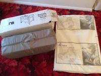 Mothercare Bassinette Travel Cot inc mattress