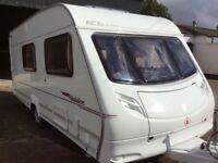 2006 4 Berth Ace Globetrotter (Swift) Caravan