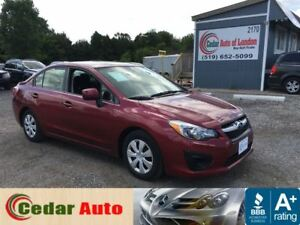 2013 Subaru Impreza 2.0i - 1 Owner - Back to School Special