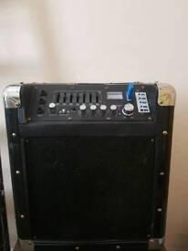 350w speaker/guitar amp amazing