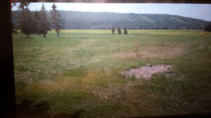 Building lot in LaRiviere MB