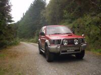 Mitsubishi Pajero SWB 2.8 Diesel Auto