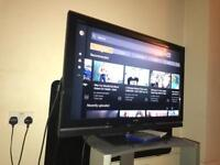SONY BRAVIA 40 INCH LCD TV FULL HD & speakers in built