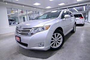 2012 Toyota Venza LE AWD, ONE OWNER, CLEAN CARPROOF, NON SMOKER