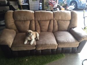 Sofa and Loveseat / Recliners