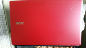 Acer Aspire E15 laptop - win 10