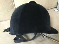 Junior horse riding hat