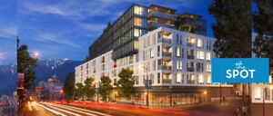 THE SPOT - Brand New 2 Bdrm + Flex Apt in the Heart of Vancouver