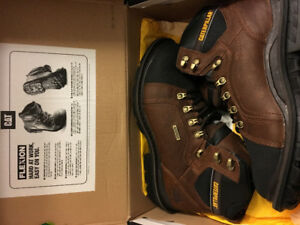 CAT work boots NEW