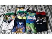 Massive bundle of 18 to 24 month boys clothes