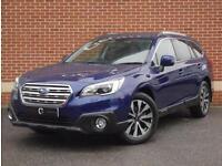 2016 66 Subaru Outback 2.0 D SE Premium Lineartronic 5dr (Blue, Diesel)