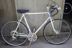 Raleigh Record Vintage Road Bike AS IS Goderich 27x1 3/8 60cm