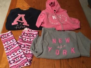 Abercrombie & Fitch Girls Youth Size 12 Bundle