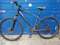 Medium frame carrera crossfire2 hybrid bike good condition good working order bargain