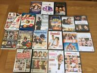 Job Lot of 23 DVDs (used)
