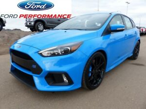 2017 Ford Focus RS 5-door Hatchback