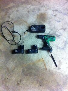 Hitachi cordless 18v drill