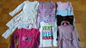 Girls Clothing Lot Size 4-5
