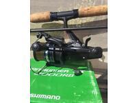 Shimano Bait runner korum 12' 1.5lb t/c rod sleeve