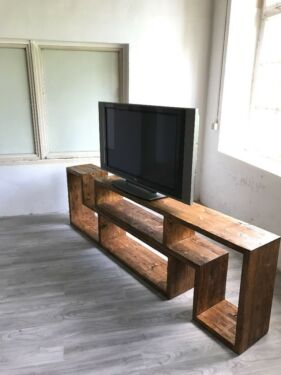 tv board lowboard vintage echtholz ger stbohlen m bel in sachsen stollberg ebay kleinanzeigen. Black Bedroom Furniture Sets. Home Design Ideas