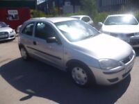 Vauxhall CORSA Life Twinport,973 cc 3 door hatchback,clean tidy car,runs and drives well,great mpg