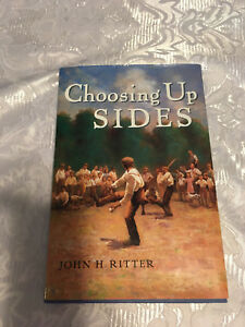 Choosing Up Sides First Edition Hardcover w/ Dustjacket Book