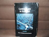 CONTRACT LAW IN SCOTLAND