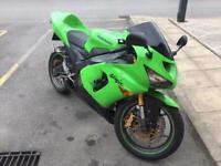 Kawasaki Ningar 636 2005 14200 Miles.