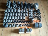 Tekno plastic fittings and valves