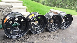 Vision 85 wheels, reduced price