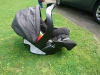 Graco evo car seat
