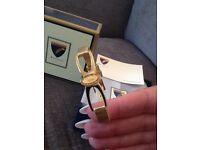 Aspinal of London cuff bracelet