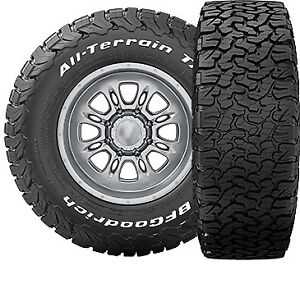 Looking For BFG All Terrain Tires for a Jeep Cherokee XJ