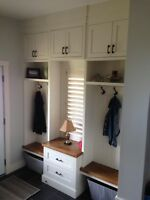 Finish Carpenter and Cabinet Maker