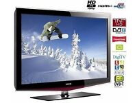 "Samsung 40"" inch Full HD 1080p LCD TV - Freeview built in - 4 x HDMI - USB Port - not 37 39 42 46"