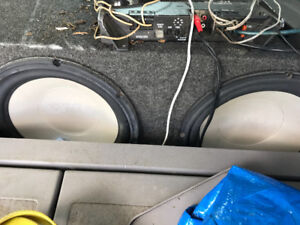 COMPLETE CAR SOUND SYSTEM FOR $300
